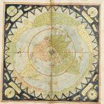 Flat Earth Map – Monte, Urbano (1544–1613)