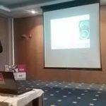 Predstavljanje modela Ravna Zemlja na poslovnom seminaru u BiH